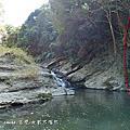 108.11.20-苗栗-水載下瀑布
