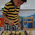 1010926中秋蛋黃酥製作