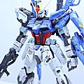 MG 1 100 龍桃子 Strike Gundam