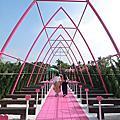 粉紅珍古堡