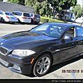 2012 528i #6119 7.9萬英里、M-Sport外觀、跑車椅、方向盤、鋁圈、大螢幕、倒車顯影、電尾門、前後PDC駐車雷達 $128萬