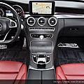 (已收訂)2014 C300 AMG #24924 白外紅內 4.2萬英里 AMG套件,19吋鋁圈,大螢幕,全景天窗,盲點,倒車顯影,加熱座椅,KEYLESS GO,柏林知音音響,LED頭燈