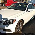 (訂)2015 C300 白 大螢幕 導航 駕駛輔助系統#65688