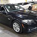 2016 BMW 528i  16/06出廠 4.1萬英哩 #43475 選配:5AS,360度環景,駐車雷達(PDC),HUD,加熱座椅(前+後),天窗,LED霧燈