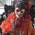 威尼斯面具節2010