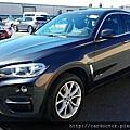 2015/04出廠 BMW X6 黑外黑內 跑4.2萬英里 194萬