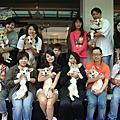 20101114 帥帥家族狗聚 & 第一次跑跑