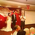 國中同學婚禮