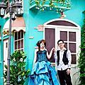 明耀&月娥的彩色婚禮