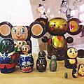 絢爛神秘的北方童話故事:俄羅斯動畫繪本展