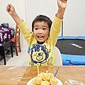 Joseph 3 years old