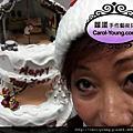 2011/12/15蛋糕協會主辦聖誕蛋糕比賽蘿漾參與