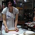 烘培學生小慧-人形蛋糕裝飾證書(實際操作)