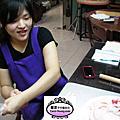 學生郭美研-人型蛋糕裝飾證書課程
