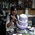 學生廖家瑜-蛋糕模型課程