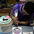 學生堃睿-人形蛋糕裝飾課程(實作)