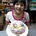 學生美妍-人形蛋糕裝飾證書課程(實作)