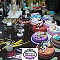 學生陳佳美-人形蛋糕裝飾證書課程-初級