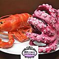 海產-201210龍蝦&章魚