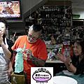2012年12月高雄科工館歡樂蛋糕城工藝蛋糕展(自由女神翻糖裝飾藝術)