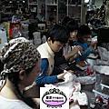 2012年12月-聖誕節薑餅人&薑餅屋 DIY課程