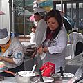 2013年5月11日台灣蛋糕協會舉辦新光三越孝甜蛋糕大賽《母親節蛋糕技藝競賽》比賽
