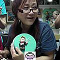 2013/6/7 畢業公仔(女生3D音樂盒)(男生人型蛋糕裝飾追加)