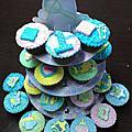 一對一專業烘培課程-杯子蛋糕烘培+裝飾課程
