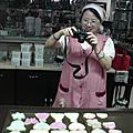 學員陳素秋-手工餅乾及杯子蛋糕一對一專業課程