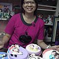 培訓學員李貞珍-人型蛋糕裝飾證書課程(初級)