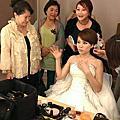 培訓學員吳紀葳結婚大喜之日