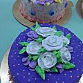 美國惠爾通蛋糕裝飾證書課程第二冊Day1.2