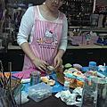 學員姊妹蔡婕妤,蔡書瑜手工餅乾+杯子蛋糕裝飾烘培課程