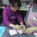 學員蔡婕妤-蕾絲蛋糕裝飾課程(食材)