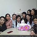2014上海甜娜屋教學-待嫁女兒心(A)+超大牡丹花及玫瑰
