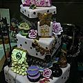 VIP林珮珮-蛋糕造型家飾作品