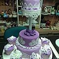 培訓學員張美惠-蕾絲蛋糕裝飾證書課程