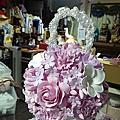 培訓學員張美惠-新娘捧花