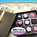 學原廖雪麗-專業巧克力製作及禮盒商品設計