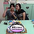 美國惠爾通蛋糕裝飾證書課程(一)-學員吳雅萍
