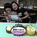 美國惠爾通蛋糕裝飾證書課程(二)-高雄學員孟宜澄
