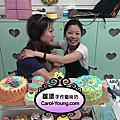 美國惠爾通蛋糕裝飾證書課程(一)-學員鄭惠萍