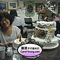 培訓學員王素慧-聖誕迷你消防隊蛋糕裝飾+完成街頭藝人捏朔證書及可愛人型禮物捏朔證書