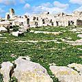 【突尼西亞Tunisia】高崗上的羅馬遺跡~杜加城DOUGGA