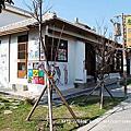 【彰化縣‧鹿港鎮】桂花巷藝術村~藝術氣氛滿點的日式宿舍群