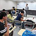 【英文進修】菁英國際英文會話課程外師帶領,主題式教學提升英文興趣