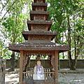 婆羅浮屠的前哨站巴翁寺及門都寺