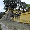 20140425北越旅行D6河內馬賽克壁畫及昇龍皇城