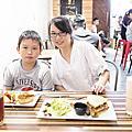 2017-09-17豐滿/總匯三明治