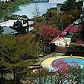 山上的溫泉別墅...與自然共處的家庭生活